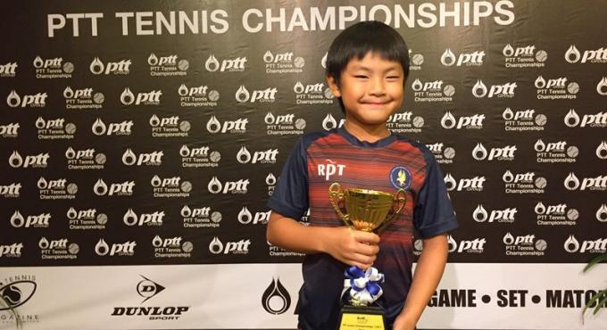Birdy remporte les PTT Junior Championships