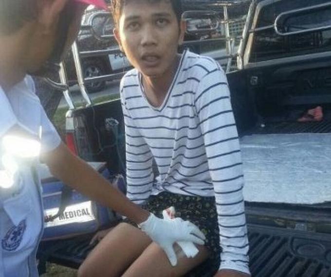 Un jeune de 18 ans se tire accidentellement une balle dans la jambe