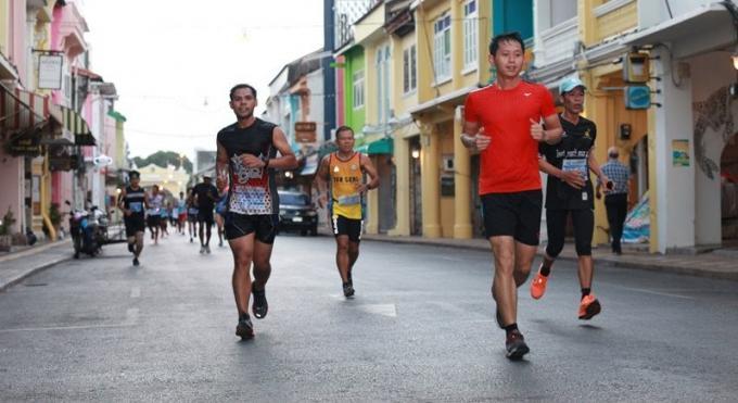 Près de 2000 athlètes ont participé à la 'Run for Health'