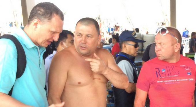 Des touristes russes sauvés d'une sortie snorkeling cauchemardesque