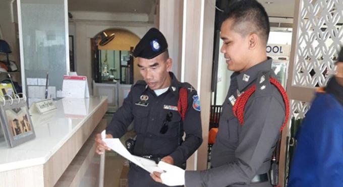 Un malaisien  de 37 ans retrouvé mort dans sa chambre d'hôtel