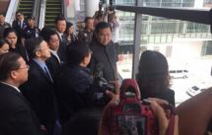 L'adjoint du premier ministre visite Phuket et aborde la question du tourisme