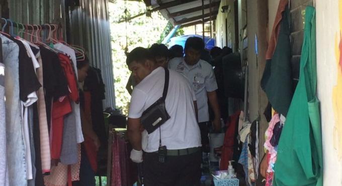 Un birman de 23 ans se suicide