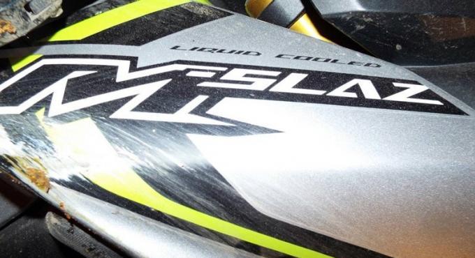 Un motard meurt après un accident a très grande vitesse à Sakoo