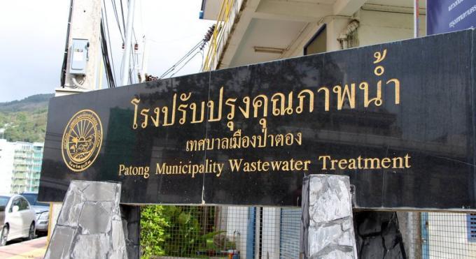 Phuket approuve une nouvelle station d'épuration pour Patong