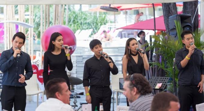 Phuket a grandement célébré le tout premier Laguna's Food & Music Festival