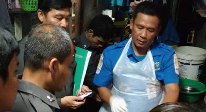 Un birman de 19 ans assassiné dans un camp de travailleurs de Phuket