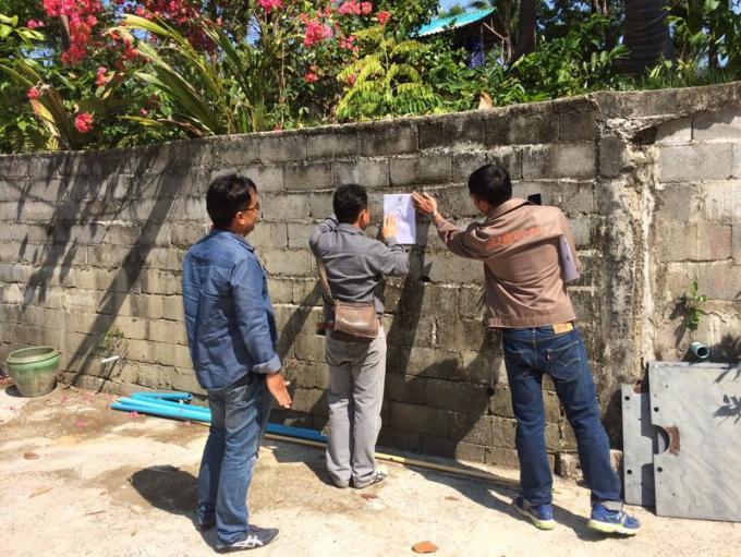 Les officiels de Phuket ordonnent la démolition d'une maison avec vue sur la baie de Patong