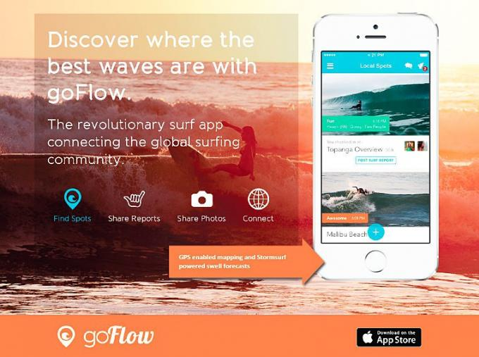 Application essentielle pour les amoureux de l'océan
