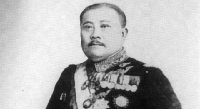 Le père de Phuket : Phraya Rassada Na-Ranong