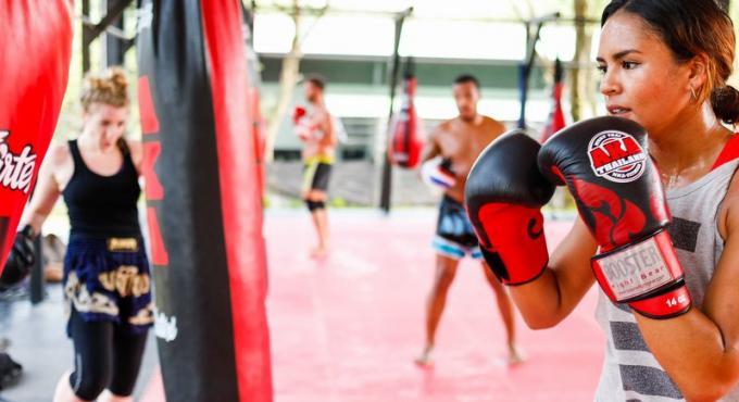 Trois centres de fitness de Phuket sur la liste pour être primés