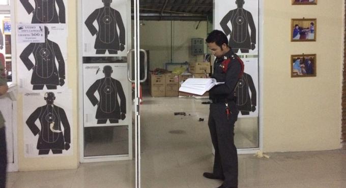 Un sud-coréen tente de se suicider au champ de tir de Patong
