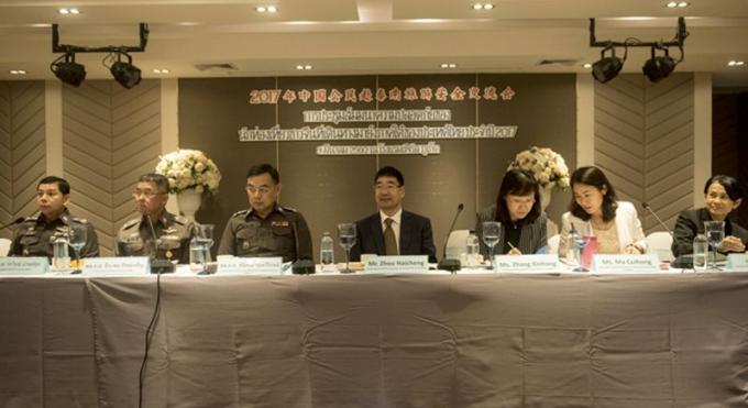 La Chine demande plus de sécurité pour ses touristes à Phuket
