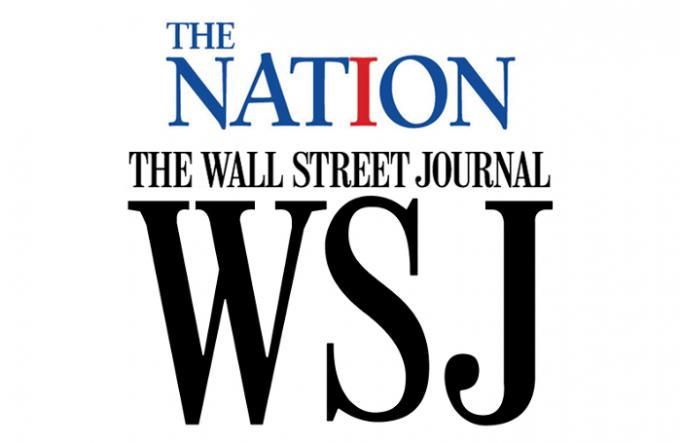 The Nation et le Wall Street Journal fusionnent