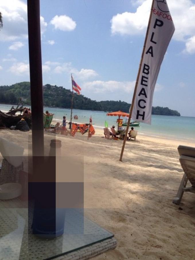 'Une Table pour Deux': L'armée veut un rendez-vous avec MaAnn au restaurant de la plage