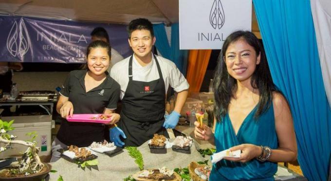 'Pop Up' l'expérience dinatoire qui présente les plats des meilleurs restaurants de Phuket