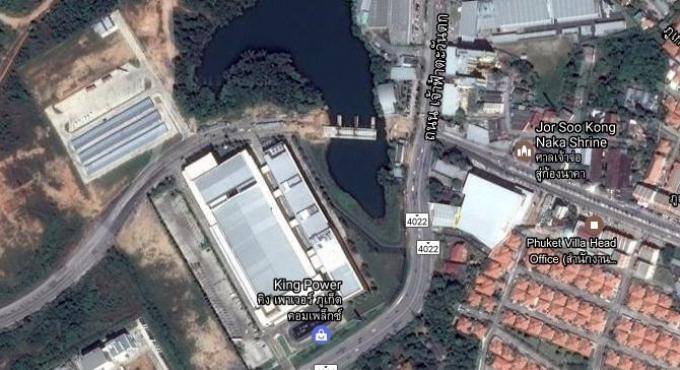 Le pont sera terminé juste après Songkran, et aura couté 55 millions de baths