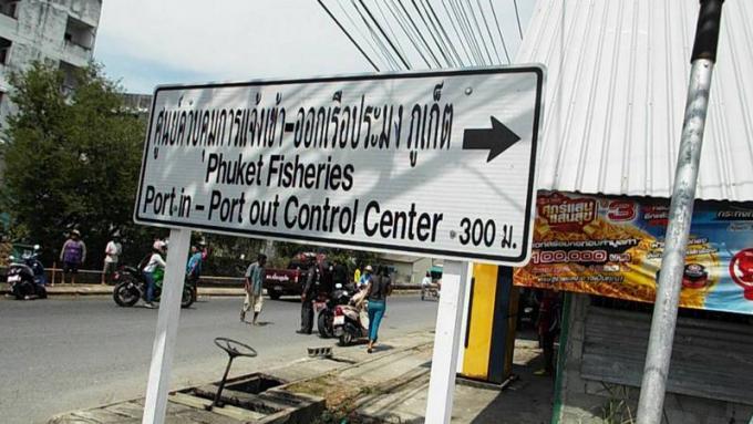 Un mort et plusieurs blessés après avoir voulu échapper à un contrôle de police à Phuket Town