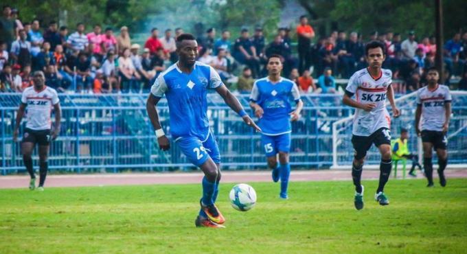 Phuket FC concède sa première défaite
