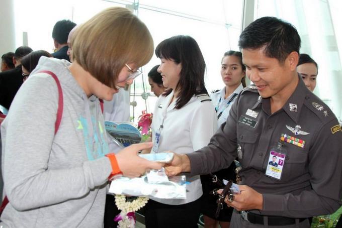 THAI lance une ligne directe Pékin-Phuket