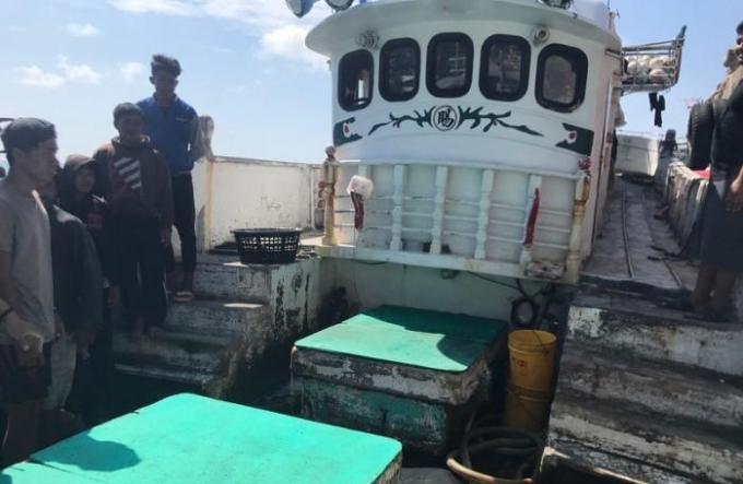 Le corps d'un pêcheur finalement ramené à Phuket