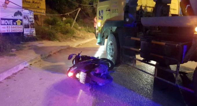 Un touriste australien écrasé dans un accident de scooter