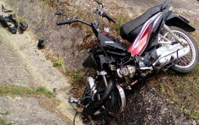 Deux morts dans une collision scooter pickup