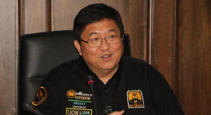 Flash : Le premier ministre Prayut ordonne le transfert immédiat du gouverneur de Phuket