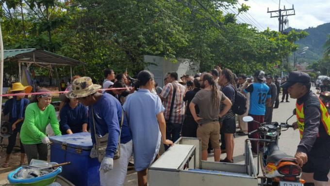 La campagne 'Keep Phuket Clean' permet de se débarrasser d'entreprises installées en bord de