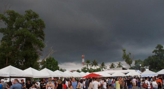 Alerte météo pour Phuket et d'autres provinces du sud
