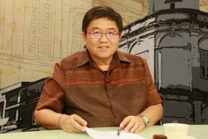 L'ancien gouverneur Chokchai fait ses adieux à Phuket