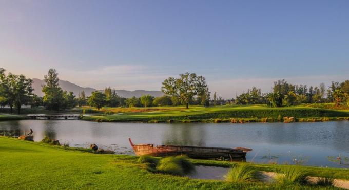 Laguna Golf Phuket sous le label PGA