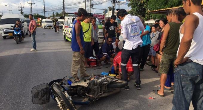 Un homme de 70 ans meurt dans un accident de scooter