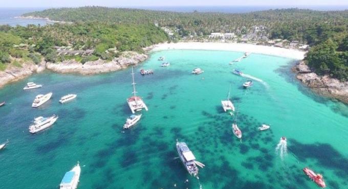 Les touristes et les guides doivent être responsable pour les dégâts infligés au corail