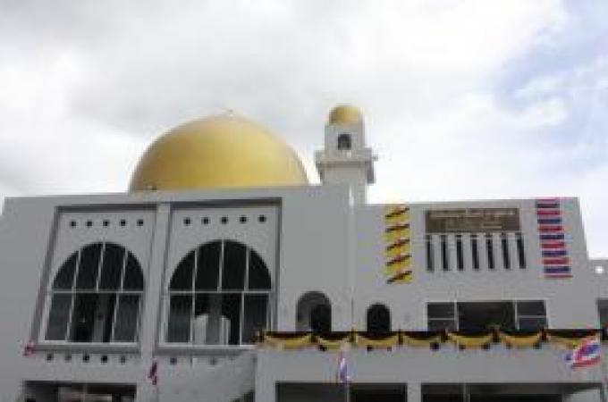 Un ministre de Brunei inaugure une nouvelle mosquée à Phuket