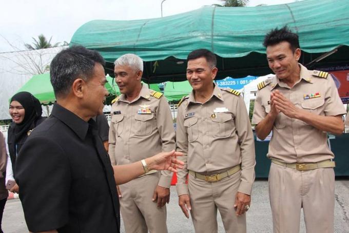 Phuket passe le premier jour de la campagne Songkran Seven Days of Danger sans mort sur les routes
