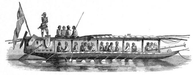 Histoire de Phuket : Pirates de l'Andaman
