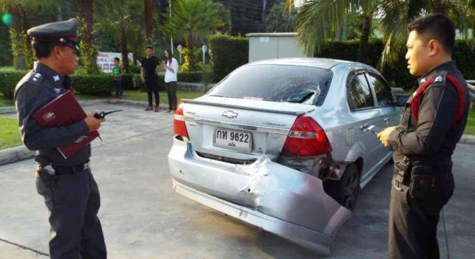 Une première mort sur les routes de Phuket pendant les vacances de Songkran