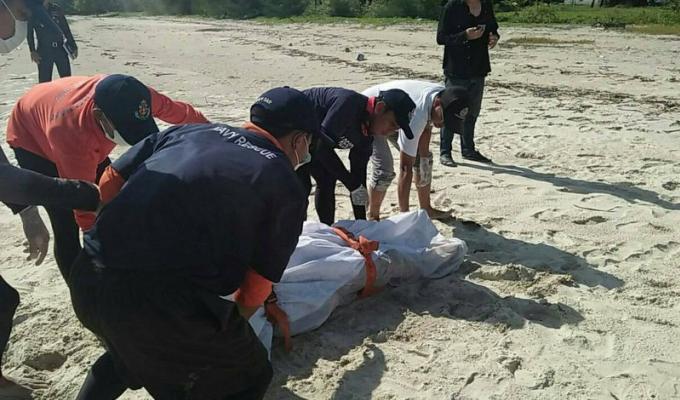 Le corps d'une femme retrouvé au large de Koh Lanta Noi, à Krabi