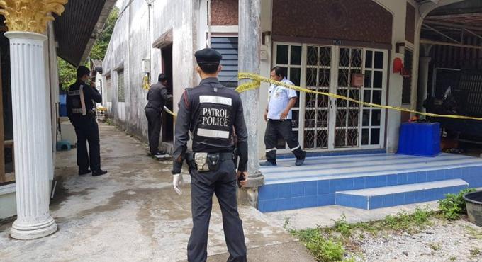 Un thaï retrouvé mort dans ce qui semble être un suicide au fusil à pompe