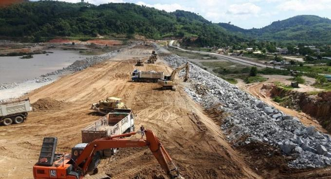 Le nouveau réservoir de Chalong approvisionnera 100,000 habitants