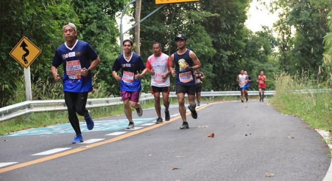 Les membres du Rotary Club organisent un Mini-Marathon caritatif