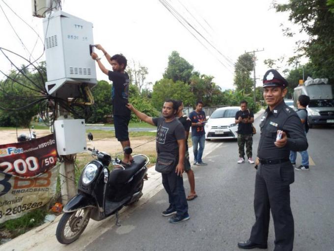 Le gang des voleurs de batterie arrêté