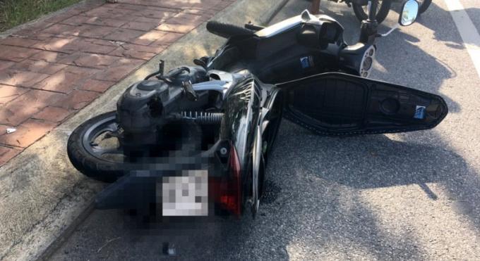 Une professeure américain percuté en scooter deux jours seulement après avoir commencé à travai