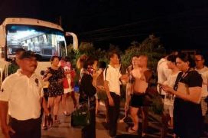 Une guide illégale chinoise recherchée après avoir abandonné ses touristes