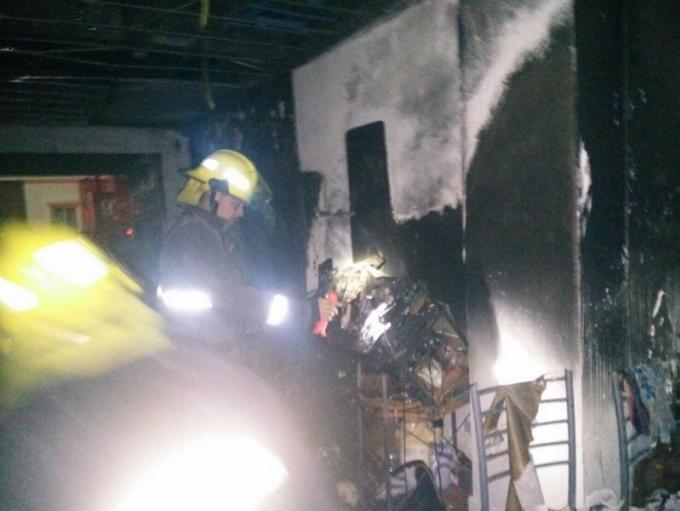 Un incendie ravage une maison de Phuket Town