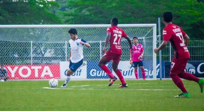 Phuket FC perd à Yala et dégringole au classement