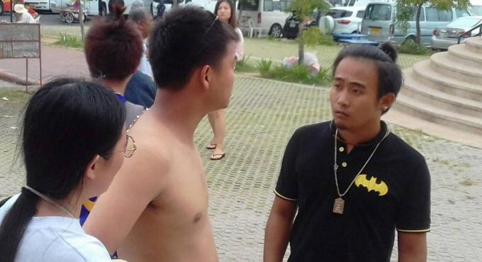 Un guide et deux touristes chinois libres après avoir volé du corail d'un récif