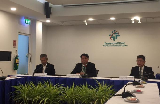 Un hôpital de Phuket dément avoir refusé de soigner un touriste anglais blessé