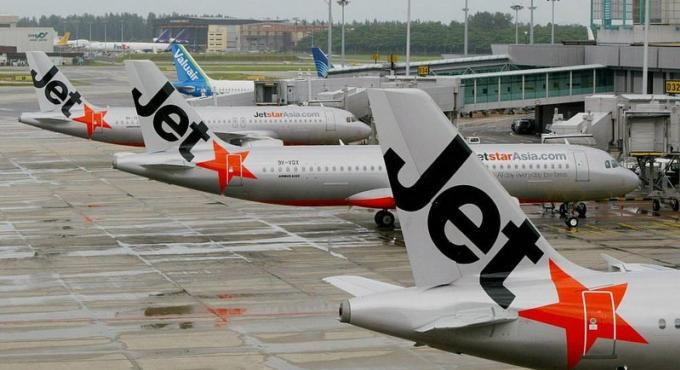 L'aéroport de Phuket enquête sur l'incident du vol Jetstar